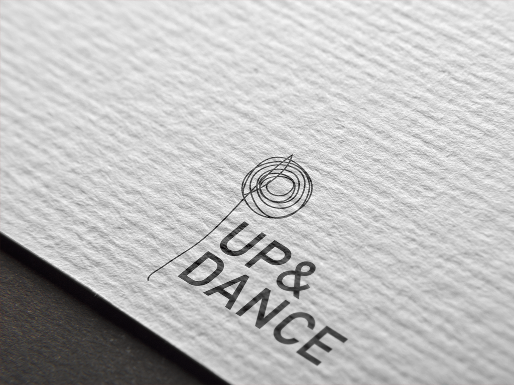 Logotip Up and Dance