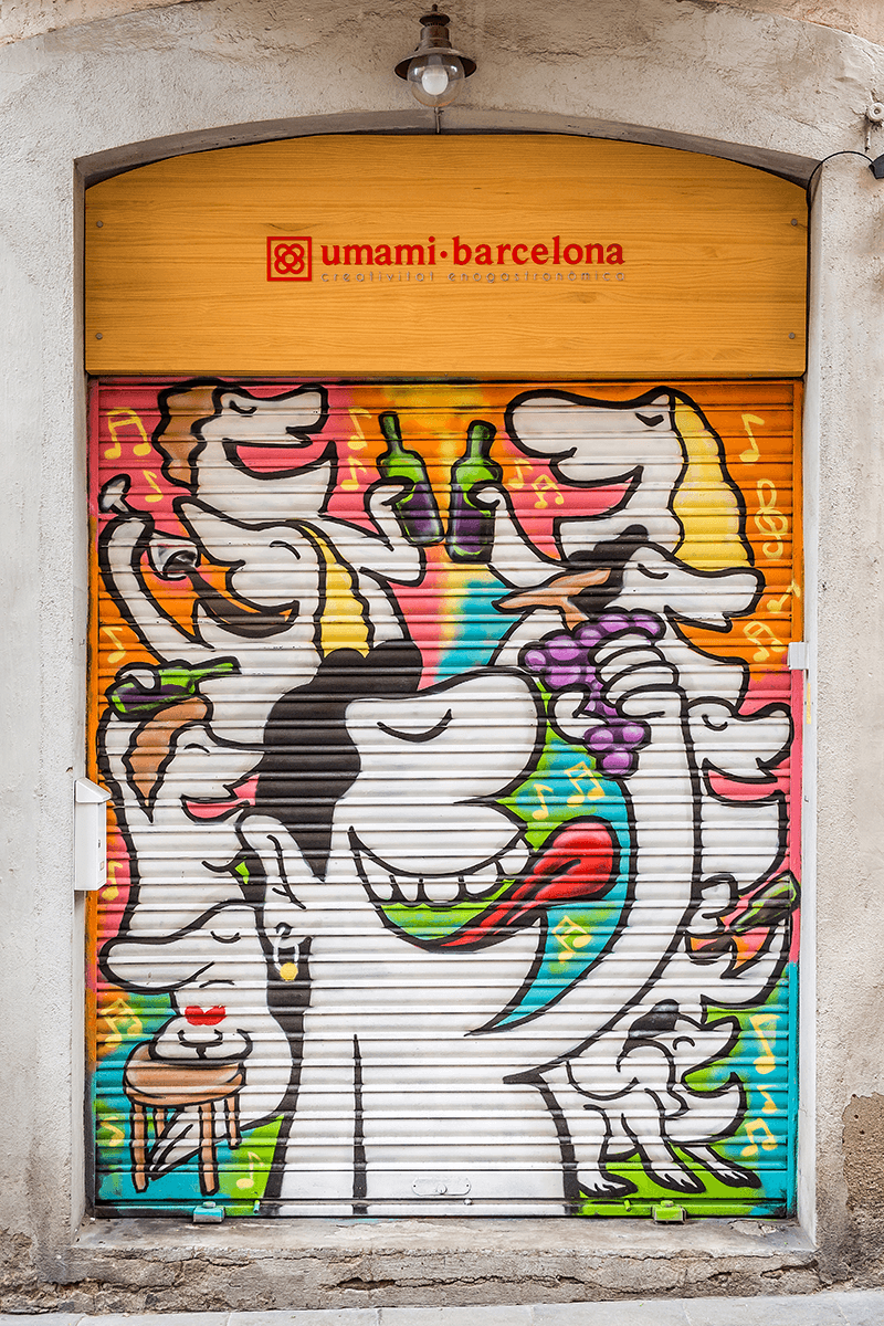 Tour Virtual 360º Umami Barcelona