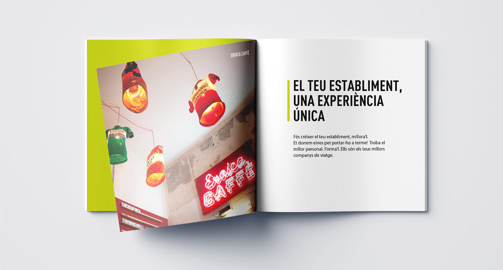 Brochure Corporativo CorEixample