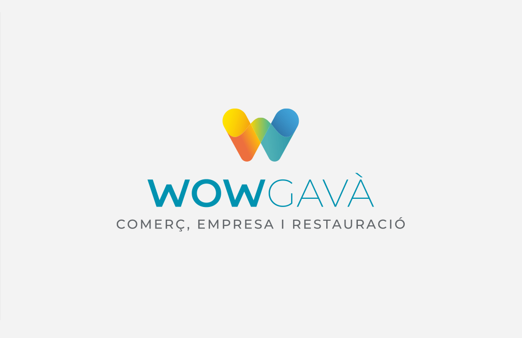 WOW Gavà Identitat Corporativa